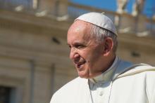 Papež František - Foto: Ondřej Mléčka / Člověk a víra