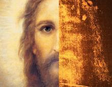 rubáš Ježíše Krista